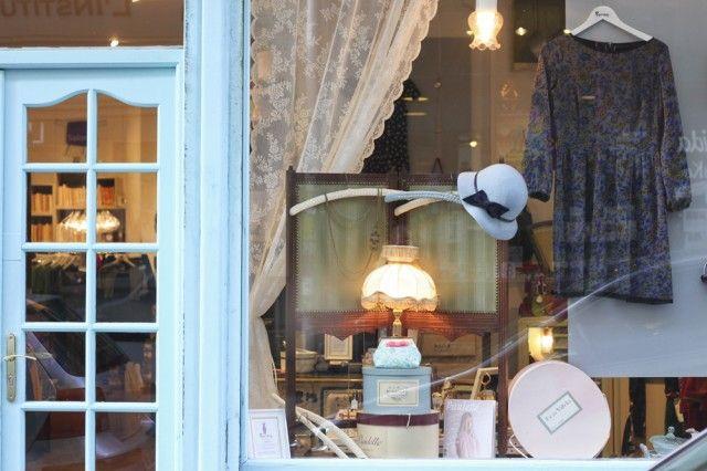 boutique Paperdolls @ Montmartre @ Paris