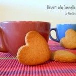 Biscotti alla Cannella Vegani Senza Burro e Senza uova