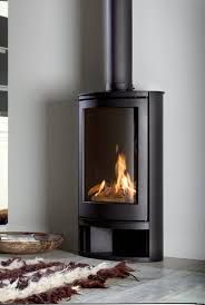 free standing gas fireplaces - Google Search
