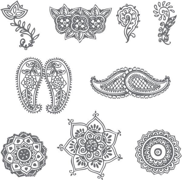 Mehndi Henna Kit Instructions : Henna designs children s art pinterest simple