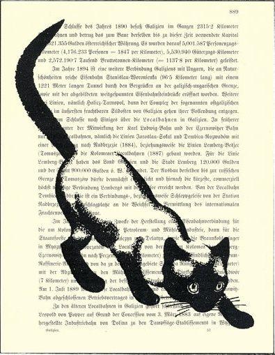 Literary Siamese