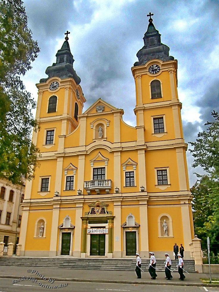 St. Anne's Roman Catholic Cathedral - Debrecen, Hungary