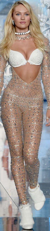 Candice Swanepoel 2015 Victoria Secret Fashion Show