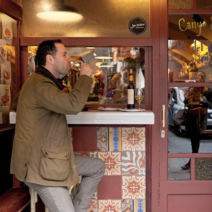Best Wine Bars in Barcelona