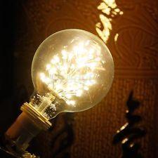 AC240V 3W Retro Cafe Bar Edison Vintage Antique ECO LED Light Bulb E27 G95