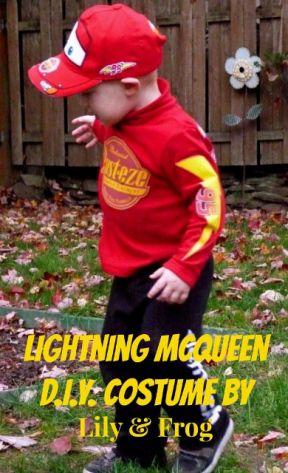 DIY McQueen Costume (2) (390x640)                                                                                                                                                     More