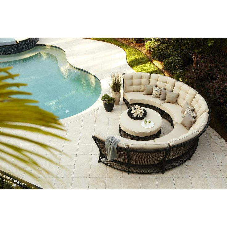 Lowes Outdoor Living Sets Display product reviews for Palm City 5