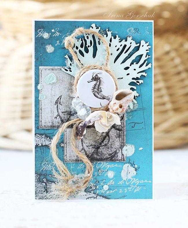 Картинки парню, морские открытки своими руками