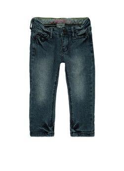 Noppies Pipa skinny jeans met donkere wassing