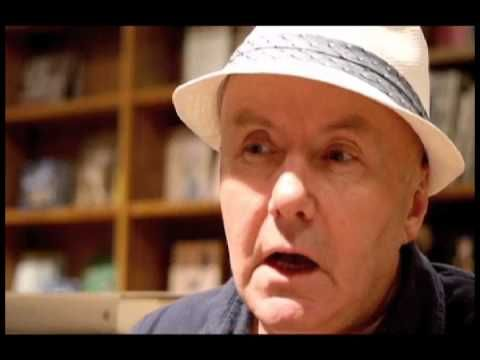 """Skagboys: Irvine Welsh Interview    Author Irvine Welsh sat down with uVu at Book and Books in Coral Gables, Florida to discuss his new novel :Skagboys,"""" a prequel to his successful """"Trainspotting."""" #irvinewelsh #trainspotting #skagboys"""