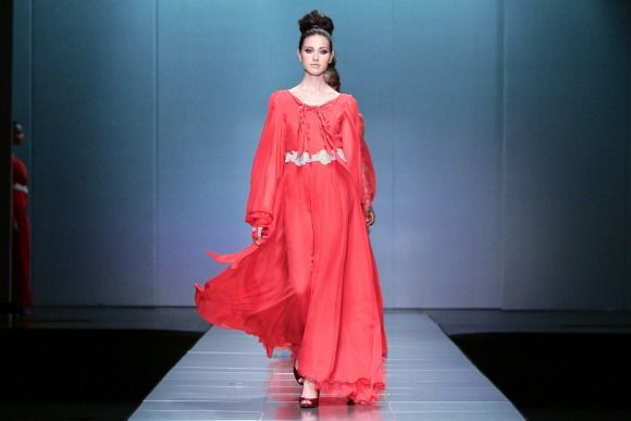MBFW AFRICA 2013 - M Couture Collection. Credit: SDR Photo