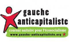 Gauche anticapitaliste (courant unitaire pour l'écosocialisme). Organisation politique fondée en 2011 comme courant du NPA. Indépendante en 2012 pour rejoindre le Front de Gauche. Personnalité : Myriam Martin. Rejoint Ensemble en 2013.