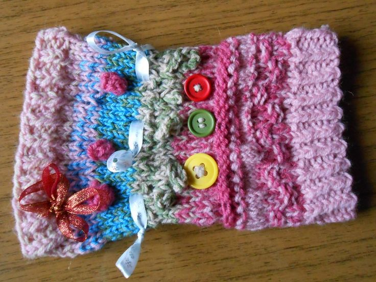 Free Crochet Pattern For Twiddle Muff : Related image knitting Pinterest
