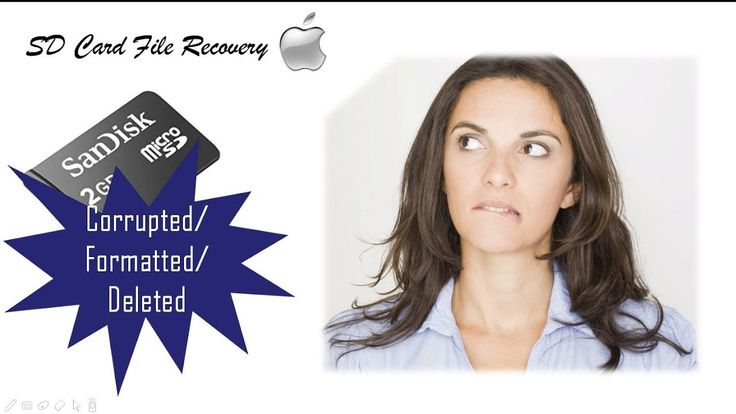 SD Card Recovery Software for Mac Free Download