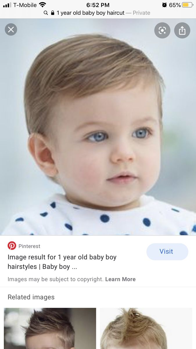 Pin By Lene Elizabeth On Haircut For Martin And Nicholas Baby Boy Hairstyles Baby Boy Haircuts Baby Haircut