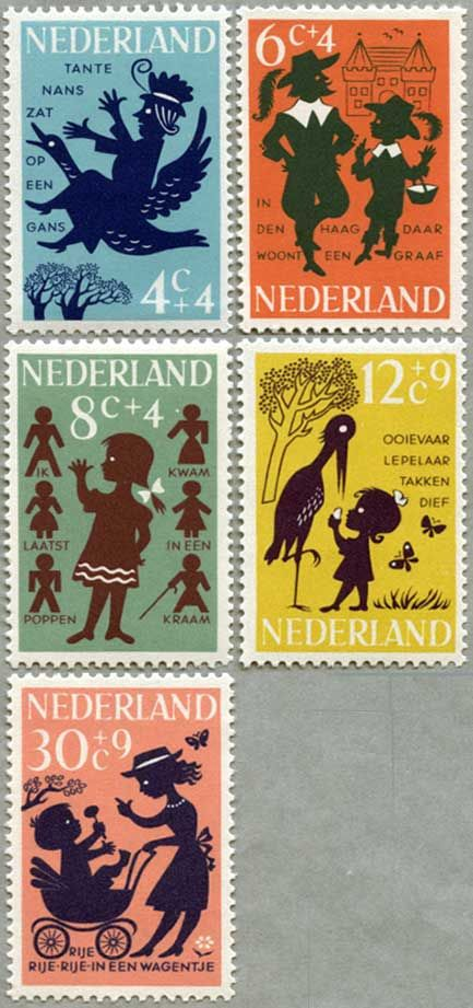 Nederland 1963 Wat leuk om ze weer terug te zien lb xx. QQQQ