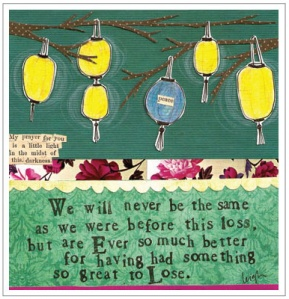 Quote by Curly Girl Designs. (Love her stuff, and this one hits