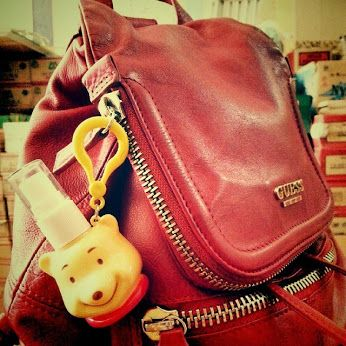 #bag #guess #red #fashion