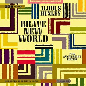 Published in 1932, this outstanding work of literature is more crucial and relevant today than ever before. Cloning, feel-good drugs, anti-aging programs, and total social control through politics, programming, and media: has Aldous Huxley accurately predicted our future? With a storyteller's genius, he weaves these ethical controversies in a compelling narrative that dawns in the year 2540 (632 A.F. After Ford, the deity). Brave New World Audiobook #Audible