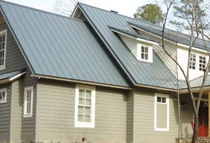 Best 17 Best Images About Vertical Metal Seam Roofs On 400 x 300