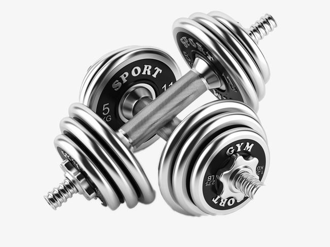 Fitness Dumbbell Dumbbell Clipart Dumbbell Fitness Png Transparent Clipart Image And Psd File For Free Download In 2021 Dumbbell Fitness Workout Instructions