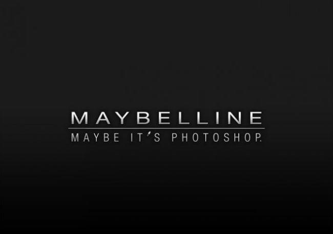 Maybelline. Brutally Honest Brand Name Slogans – BoredBug