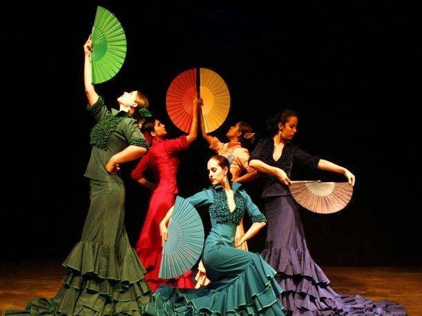 Guapisimas esas flamencas!!!