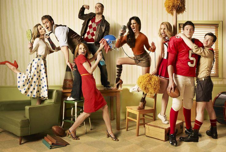 Posee la primera temporada de Glee y repítela las veces que quieras. Ahora con el 65% off