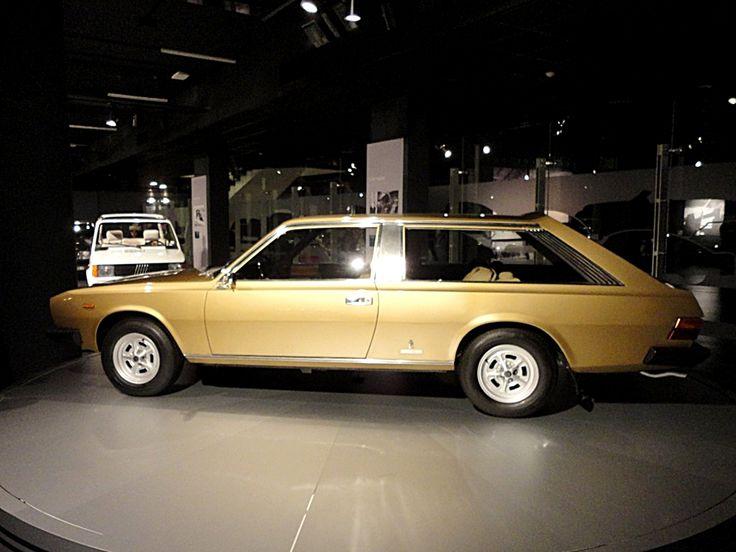 Fiat 130 Maremma, vista laterale