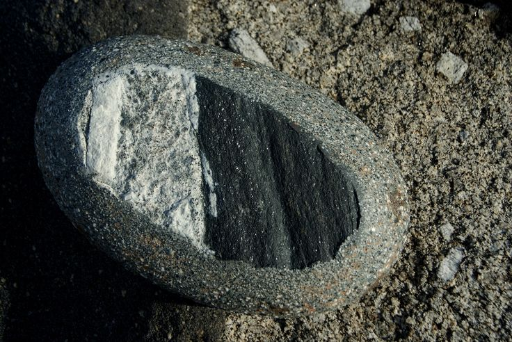 #AlfredoGioventu #ceramics #stone #isoladelba #caposantandrea