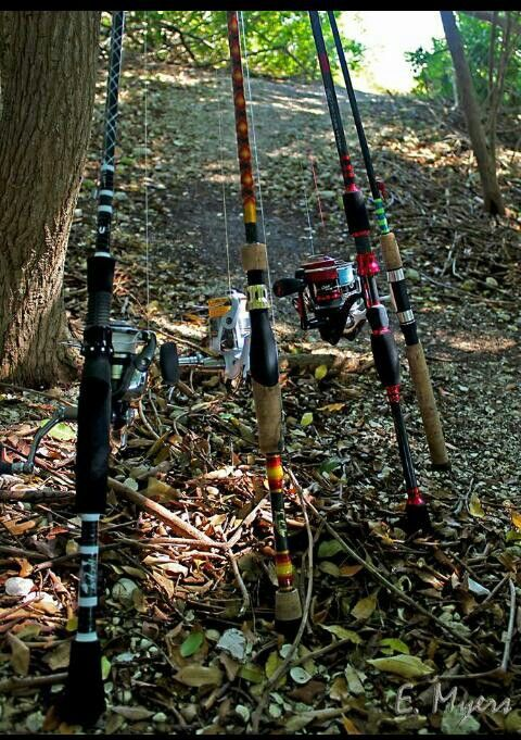 Belfunkl Custom Fishing Rods. Best custom fishing poles around Facebook.com/Belfunkl Custom Rods