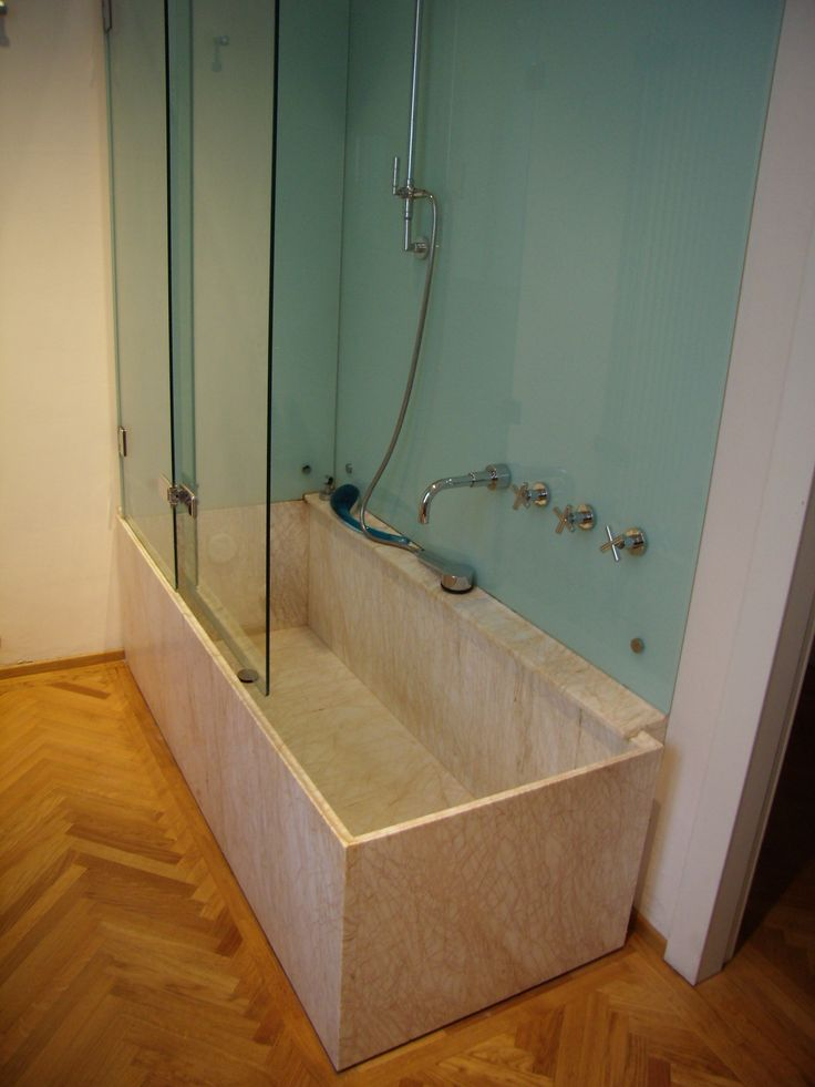 vasca da bagno in marmo spider gold / design by Lauro Ghedini