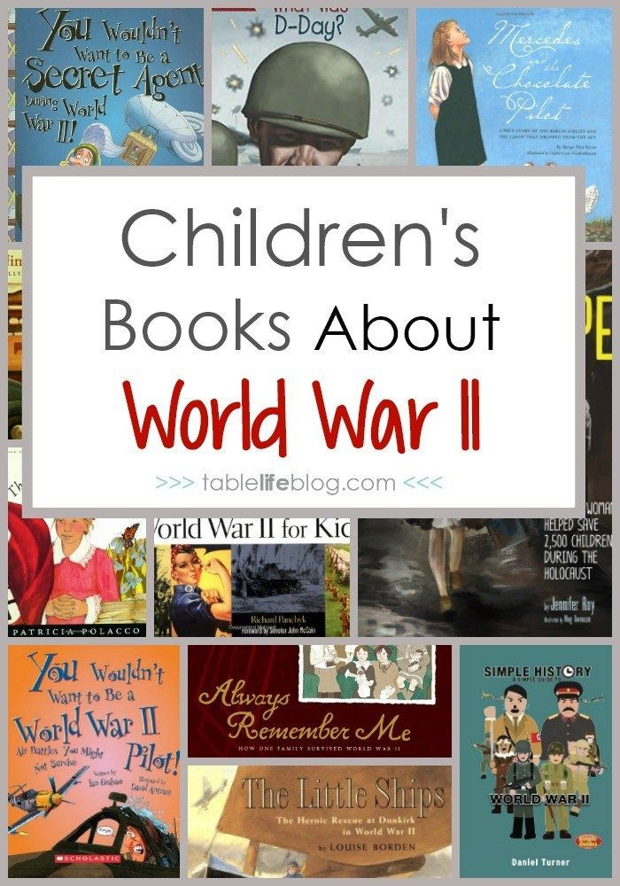 What to Read: World War II Books for Kids | History For Kids