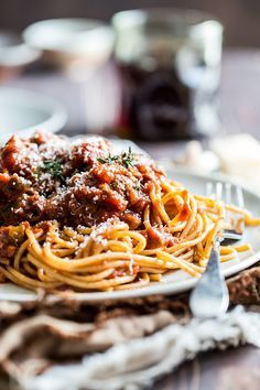 """These sauce recipes (from savory spaghetti sauce to sweet caramel sauce) are the definition of """"set it and forget it."""""""