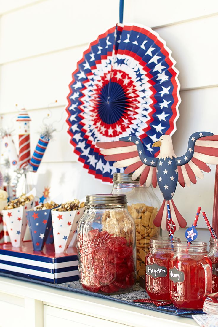 Best images about all american celebration on pinterest