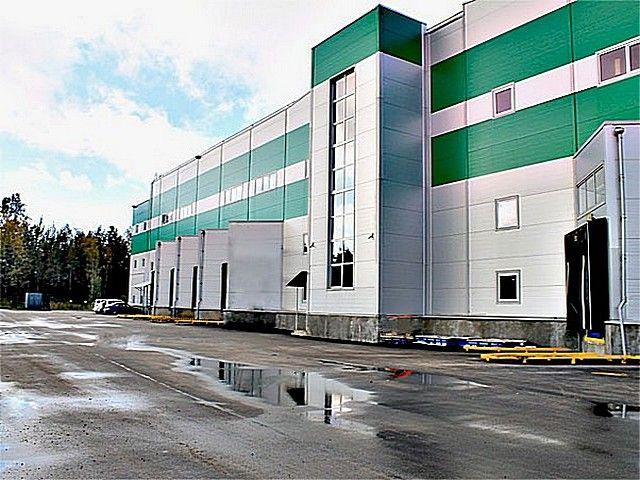 #Склад класса А в СПб - Красносельский район, Волхонское шоссе, 106