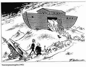 Cartoons van de Koude Oorlog