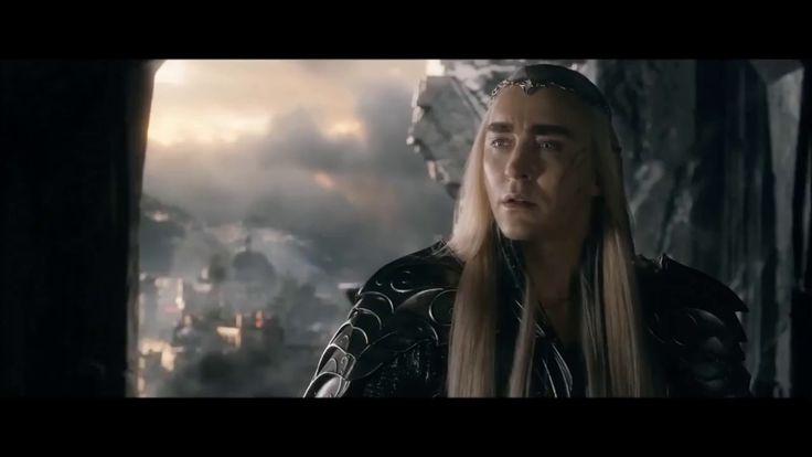 Thranduil & Legolas - Father & Son [Saturn]