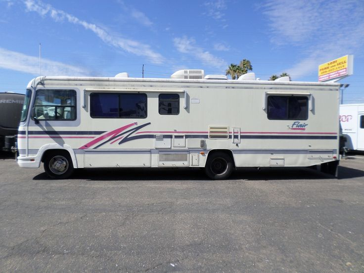 1994 Fleetwood Flair Motorhome Rv for sale, Used rv for