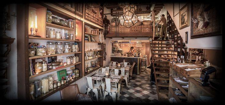 La Dispensa Ibiza - Restaurante en Dalt Vila