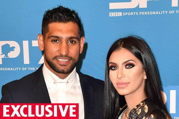 Im no cheatgirls set me up Amir Khan speaks out on love rat rumours   The boxing champ 31 says he does not deserve his bad-boy reputation despite being branded a cheat countless times.  The Im A Celeb star reckons he is often the target of girls looking to frame him for cash.  He came out fighting after reports two weeks ago that he enjoyed a hotel tryst behind the back of his pregnant wife Faryal.  Khan  a father of one  denied the encounter ever happened and branded kiss-and-tell girls…