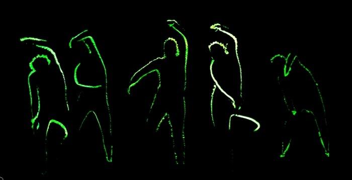 EVOLUTION DANCE THEATER A ROMA Video art, blacklight theater, suoni, tecnologie e ovviamente il ballo sono gli elementi che illuminano il palcoscenico di una delle compagnia di danza più spettacolari e all'avanguardia nel nostro tempo.