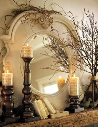 Home Decorating on a Budget - Fall Decorations Ideas!