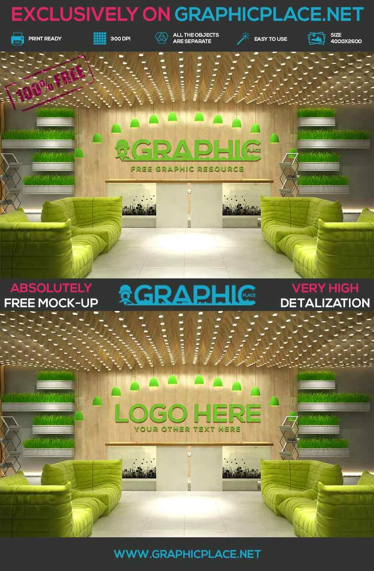 3D Logo on the Wall - Free PSD Mockup #wall #photo #photowall #freeMockUp #freepsd #freepng #psd #mockup #photowallmockup #3D #3DLogomockup DOWNLOAD FREE PHOTOSHOP ACTION: http://www.graphicplace.net/3d-logo-wall-free-psd-mockup/ MORE FREE GRAPHIC RESOURCES: http://www.graphicplace.net/