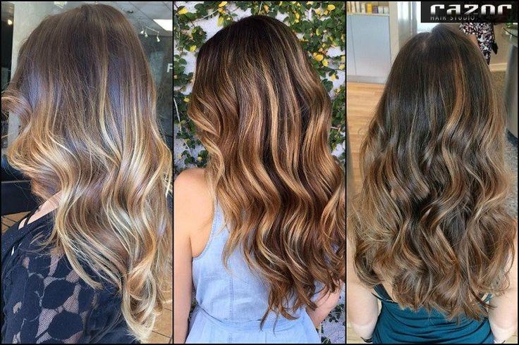 Balayage…η νέα τάση στα μαλλιά
