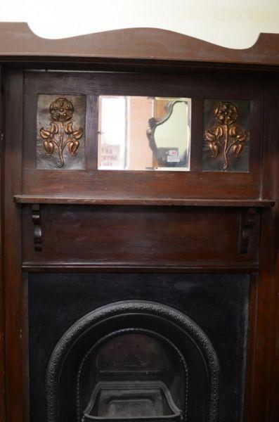 Edwardian Mantle Piece | Other Antiques, Art & Collectables | Gumtree Australia Moreland Area - Brunswick East | 1040915288