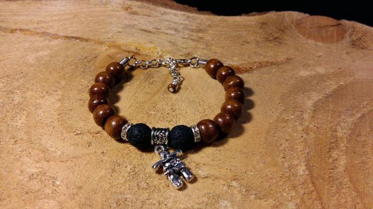 Inuksuk Bracelet by It's A Wrap - Bracelets & More