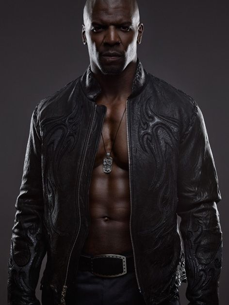 "Sanya, Knight of the Cross: Terry Crews Fantasy casting Jim Butcher's ""Dresden Files."""