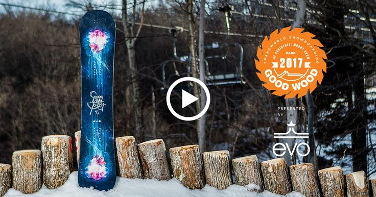 A review of the CAPiTA Space Metal Fantasy snowboard, one of the best Park boards from our 2016-2017 Good Wood board test.