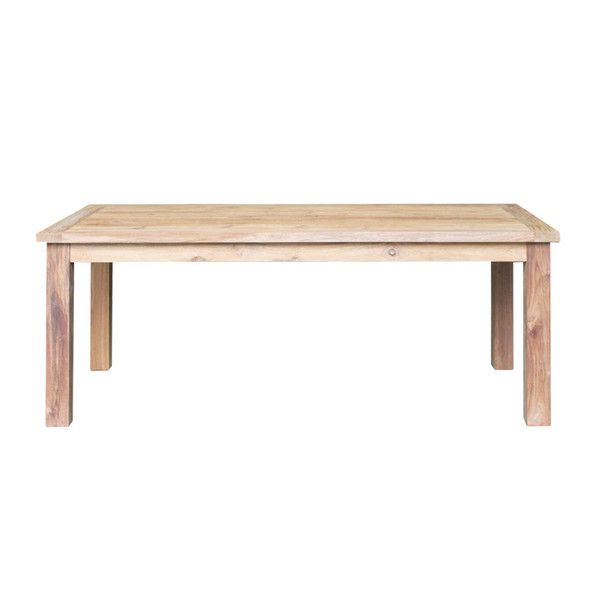 The Importer - Jerome Teak Dining Table